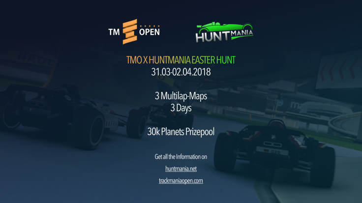 Announcement Huntmania